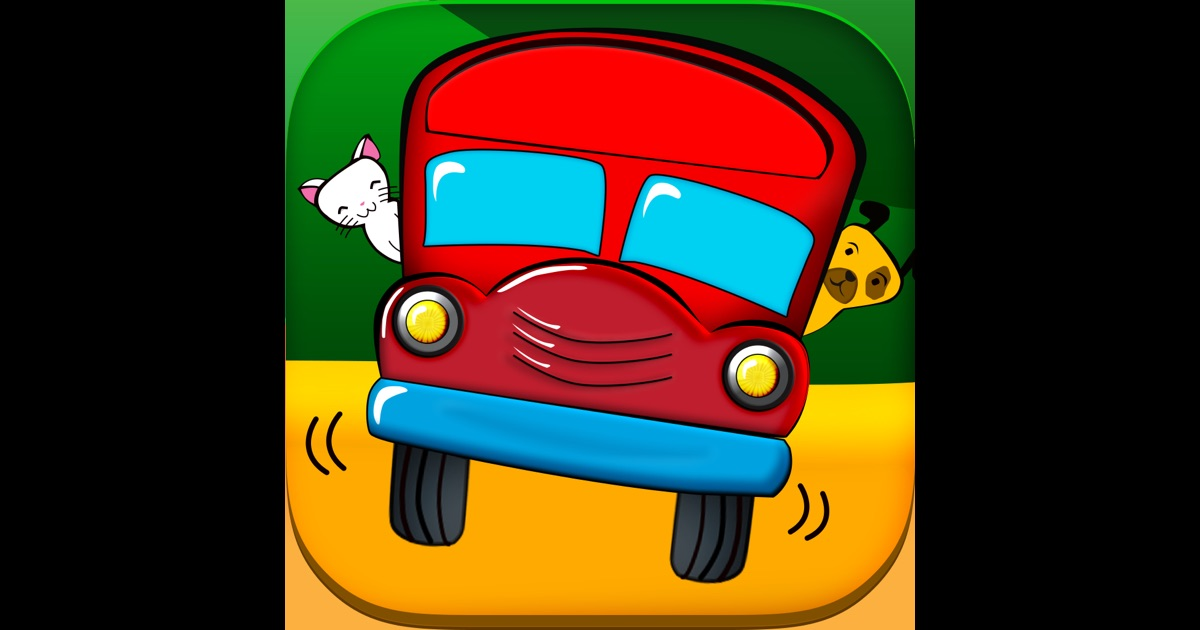 Spanish School Bus for Kids – Learn with Fun Vocab Games and Music on the App Store