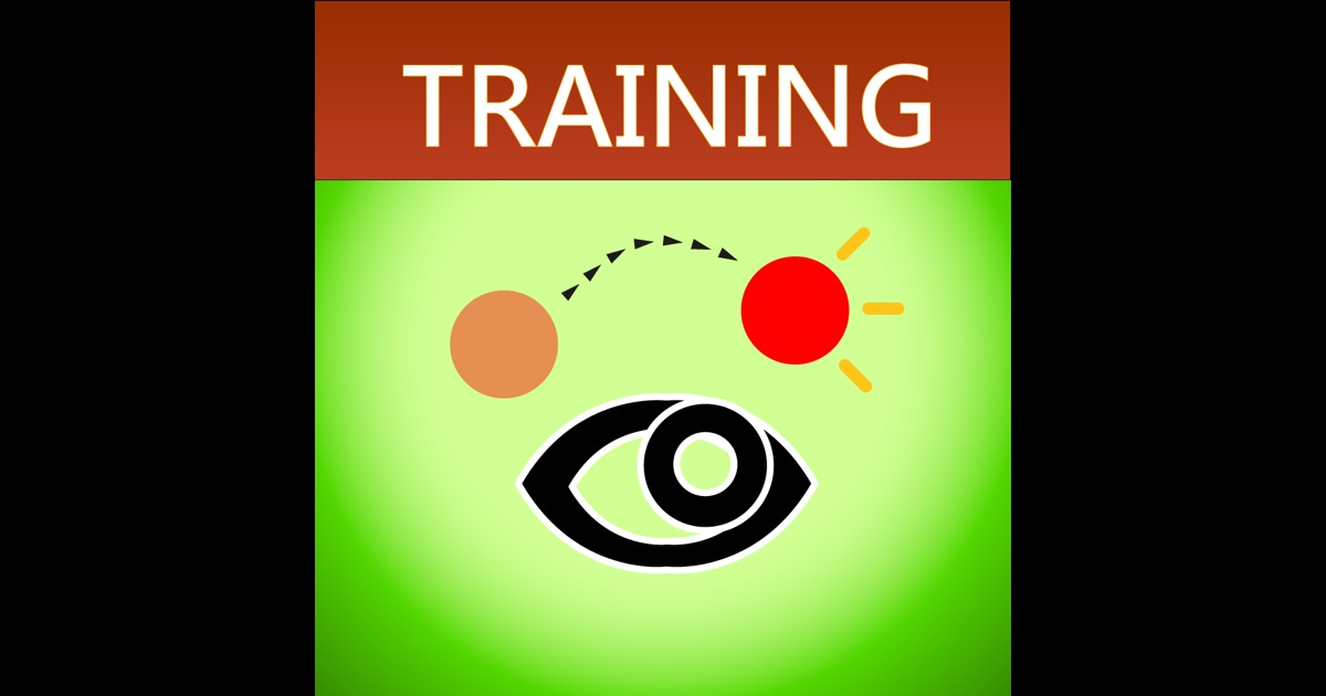 Eye Movement Training(Free) on the App Store