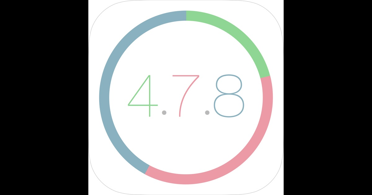 Breathe 4 7 8 on the App Store