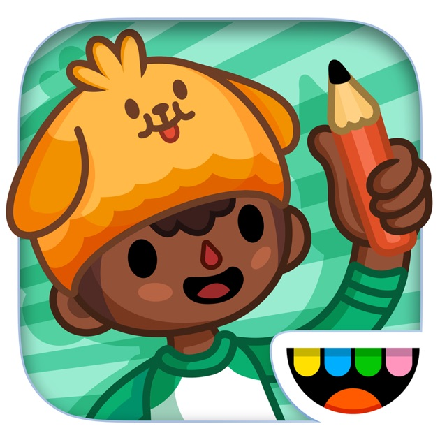 Toca Life: School on the App Store