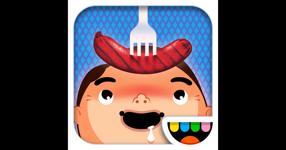 Toca Kitchen on the App Store