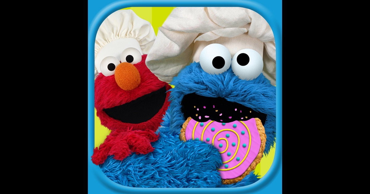 Sesame Street Alphabet Kitchen on the App Store