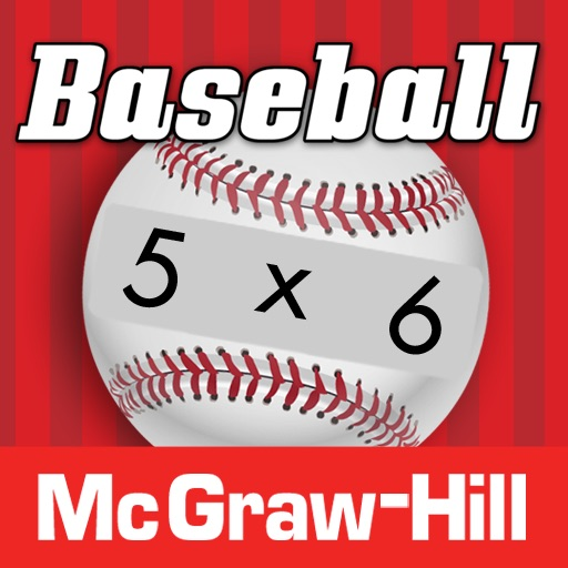 Everyday Mathematics® Baseball Multiplication™ 1–6 Facts on the App Store