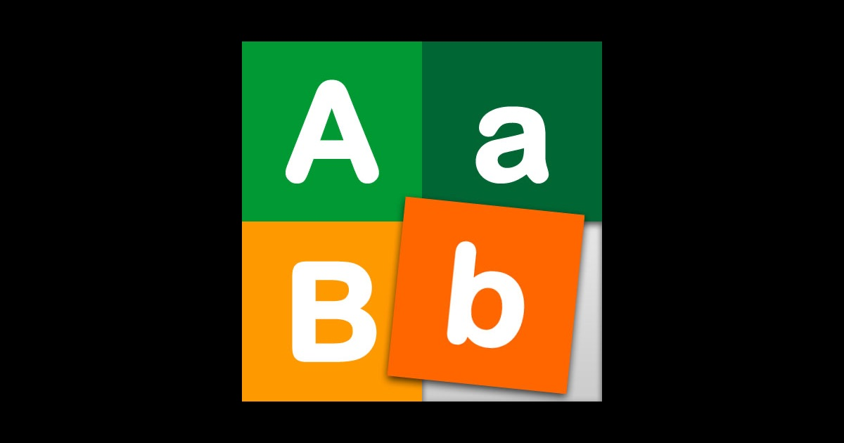 Little Matchups ABC - Alphabet Letters and Phonics Matching Game on the App Store