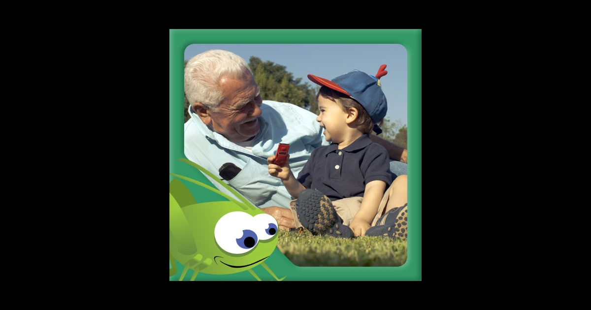 Kindergarten Reading - I Like Grandpa on the App Store