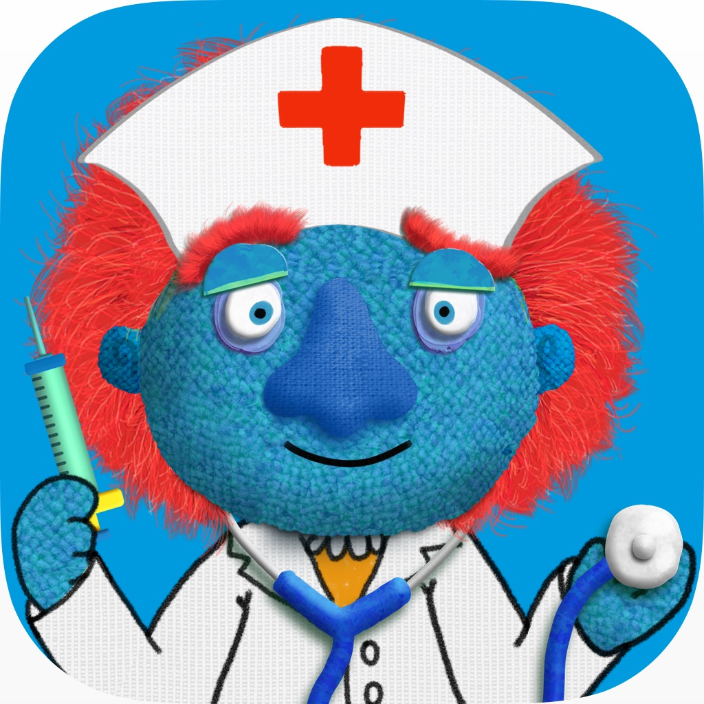 Tiggly Doctor: Check up on your verbs in this fun spelling game on the App Store