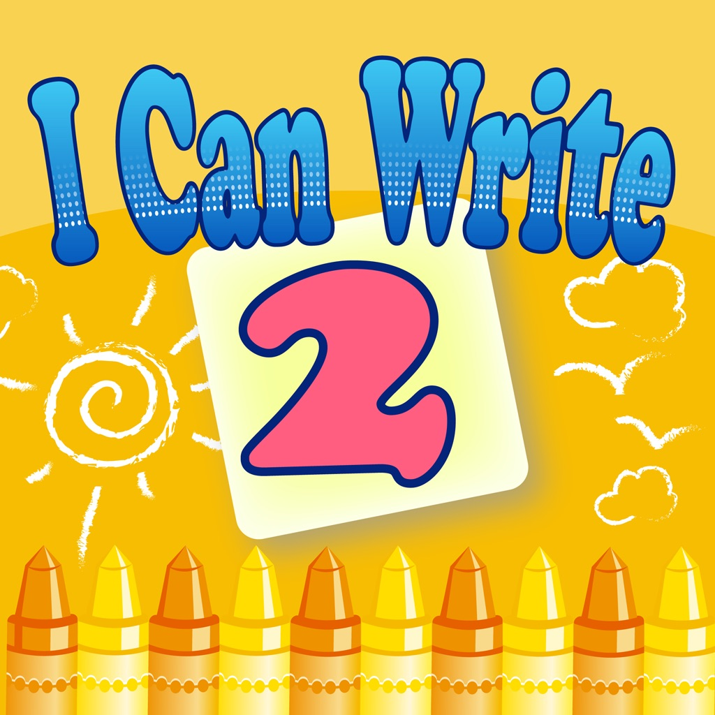 I Can Write 2 on the App Store