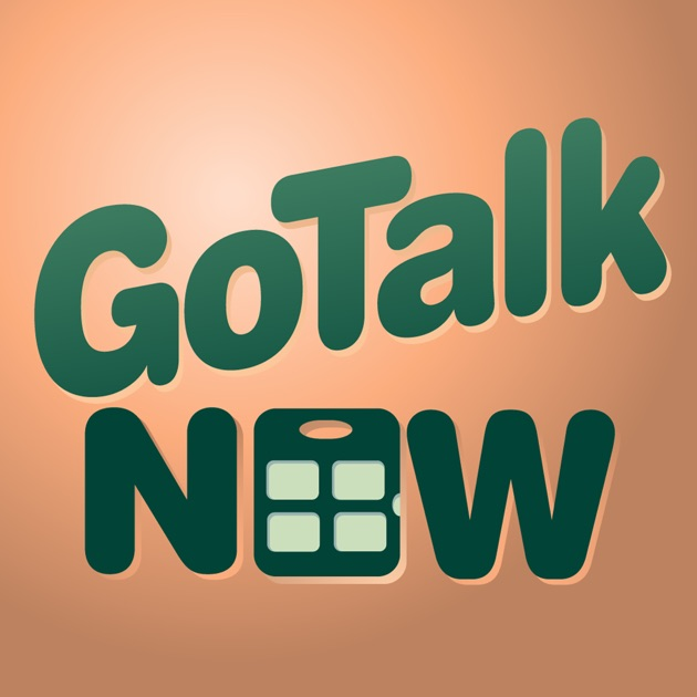 GoTalk Now on the App Store
