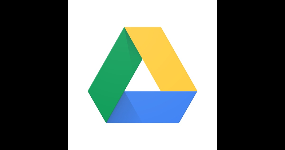 Google Drive - free online storage from Google on the App Store