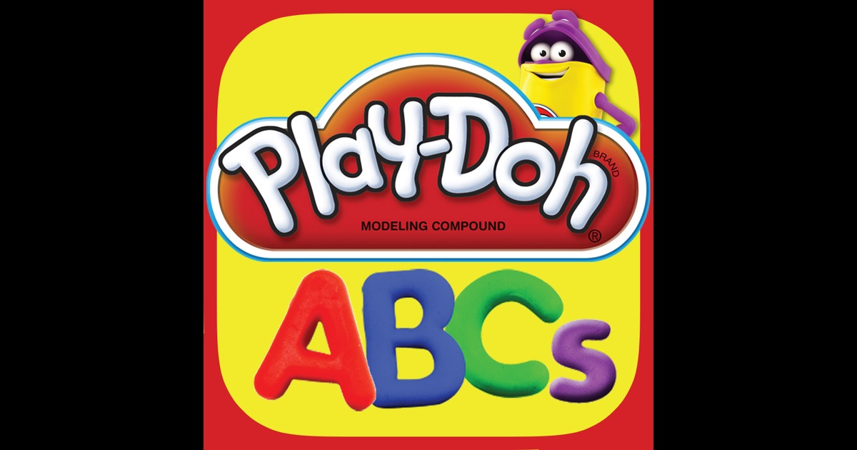 PLAY-DOH Create ABCs on the App Store