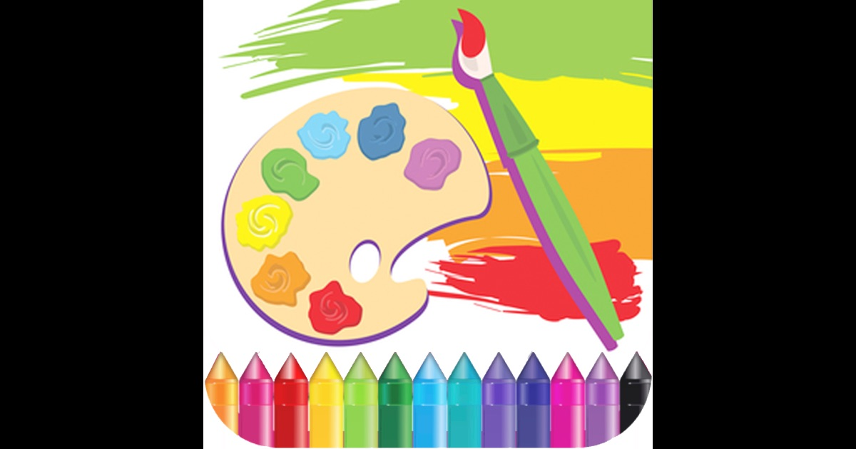 Draw Kid - Drawing Pad for Kids - Kids Color & Draw on the App Store