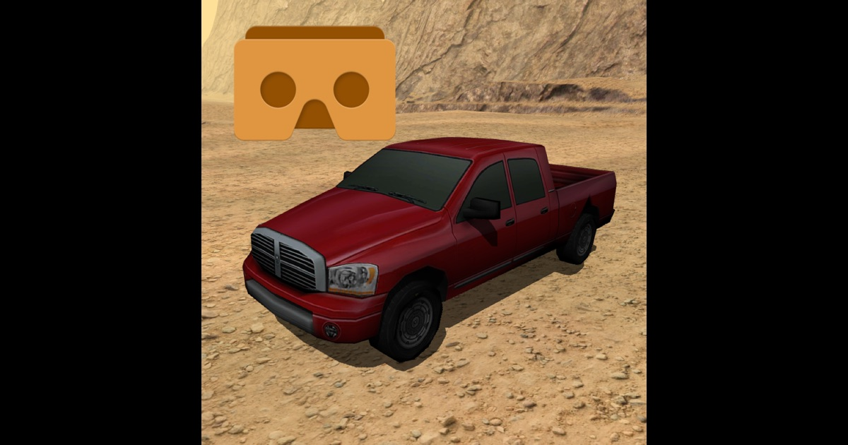 VR Car Driving Simulator for Google Cardboard on the App Store