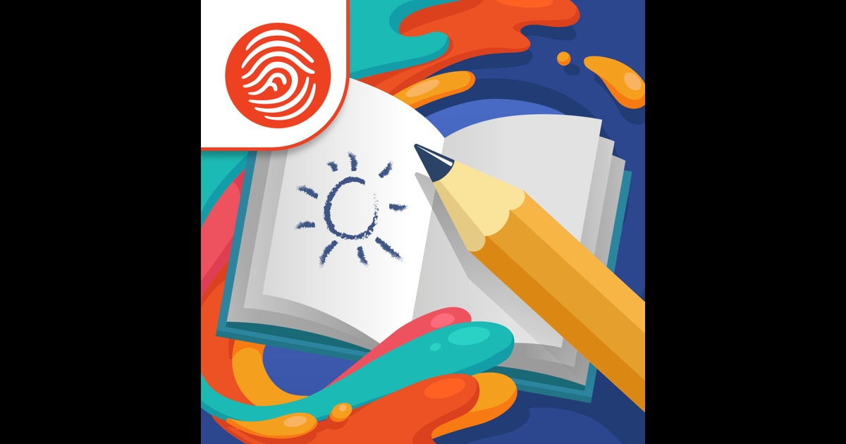 Scribble Press - Creative Book Maker for Kids on the App Store