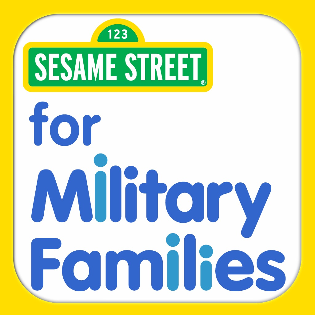 Sesame Street for Military Families on the App Store