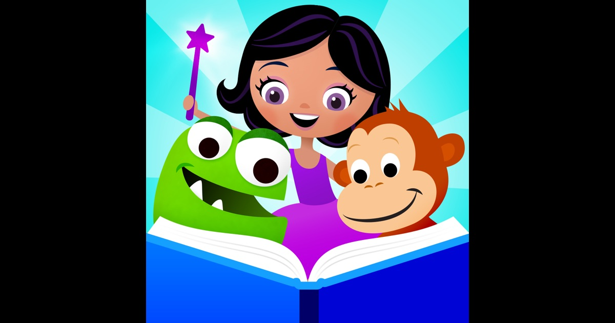 Speakaboos Stories: 150+ Interactive Children's Books, Read Along Videos & Educational Songs for Preschool & Kindergarten Kids on the App Store