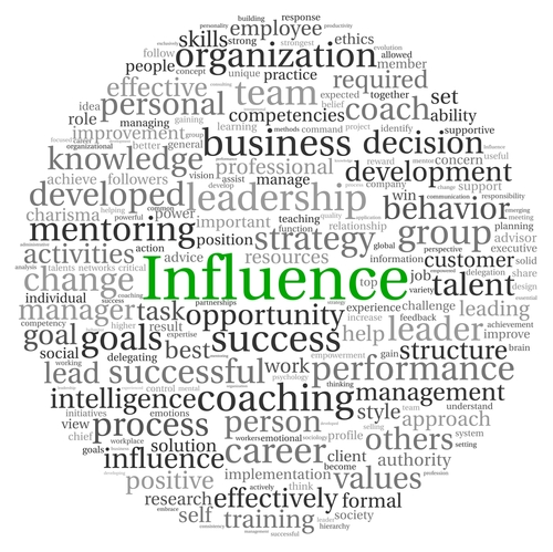 What influences you