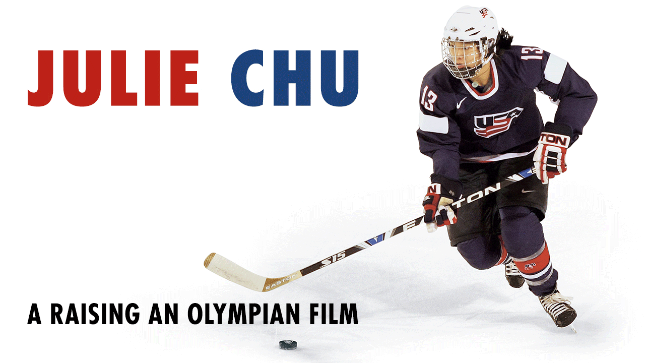 Julie Chu-Commitment, Honor, Unity-RAO | Raising an Olympian Videos - Yahoo Screen