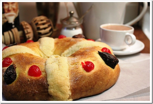 Mexico in my Kitchen: Three Kings Bread Recipe / Receta de Rosca de Reyes|Authentic Mexican Food Recipes Traditional Blog