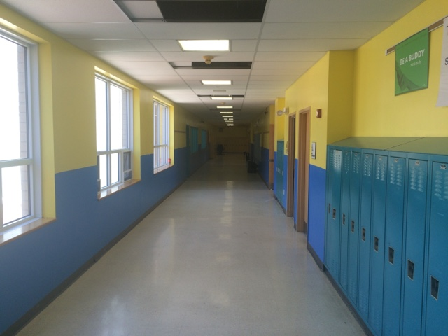 Connected Lead Learner: Goodbye Hallways and Welcome to Idea Street!