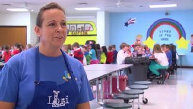 Web Extra: Lunchroom Veteran