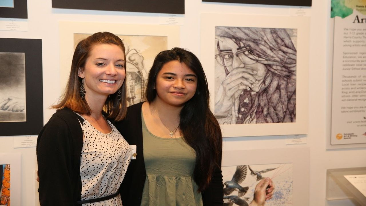 90 teen artists celebrated at Harris County Department of Education showcases