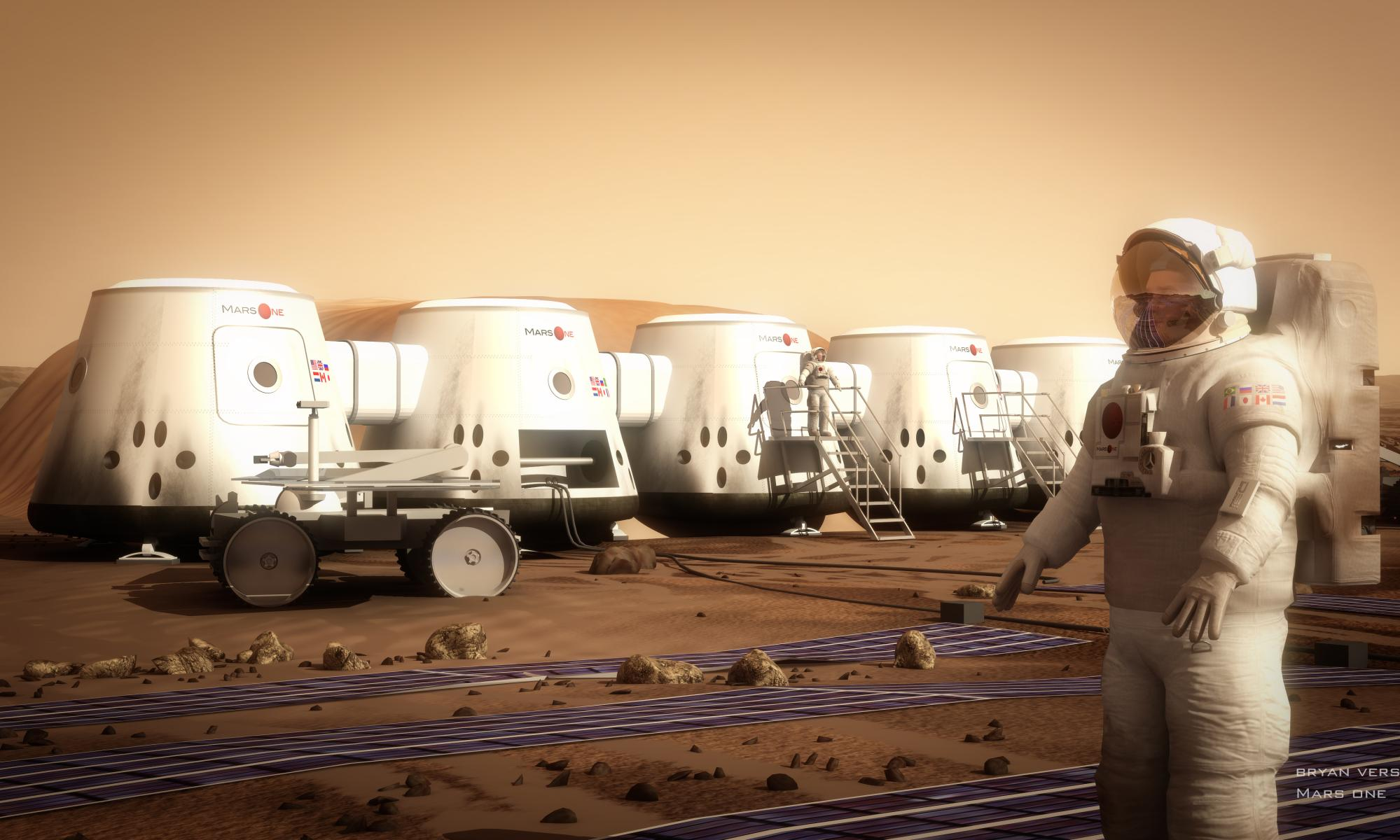 Mars One shortlist: five Britons among 100 would-be astronauts