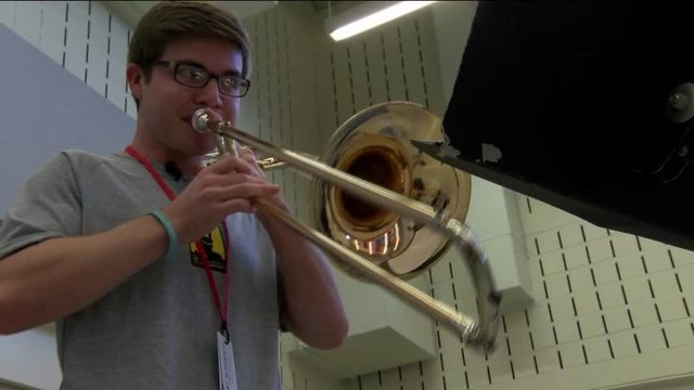 Glendale High School Student Plays Carnegie Hall