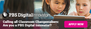 Digital Innovators Program | PBS Education