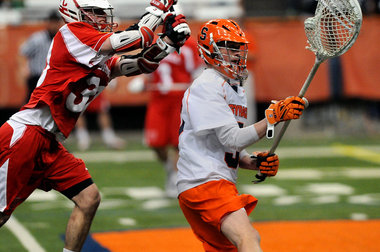 Syracuse men's lacrosse sneaks past No. 2 Cornell, what to take away