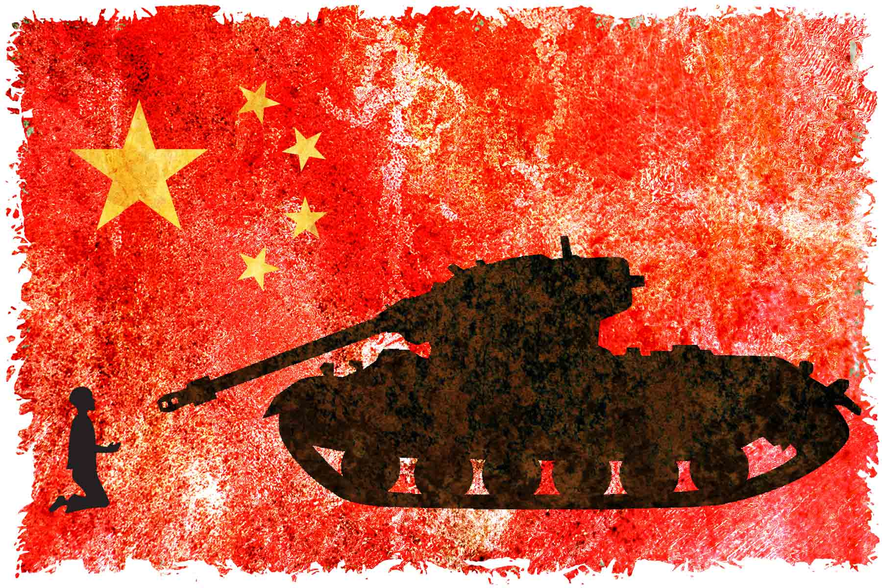 HASMATH: Red China's iron grip on power