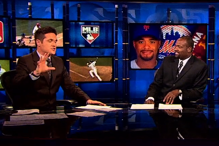 MLB Network | Get a behind-the-scenes look at MLB Network - Video