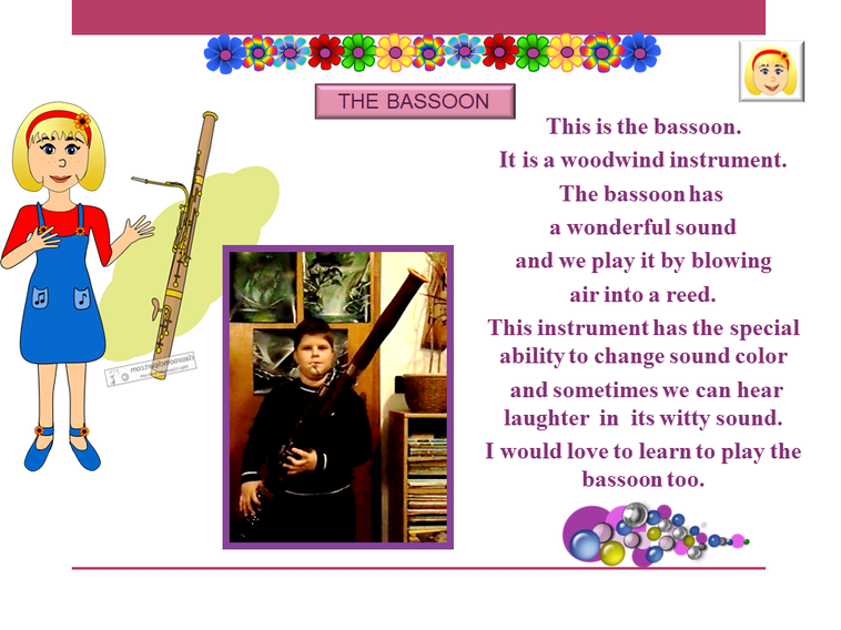 8 Learn about bassoon
