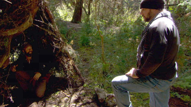 Dual Survival: Sleeping in the Womb of Nature : Video : Discovery Channel