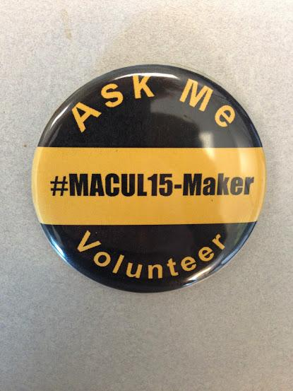 MACUL15 Maker Space Tweets (with images) · mikekaechele