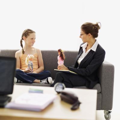 Requirements for a Child Therapist
