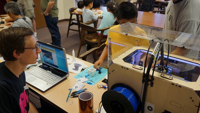 High Tech Makerspaces