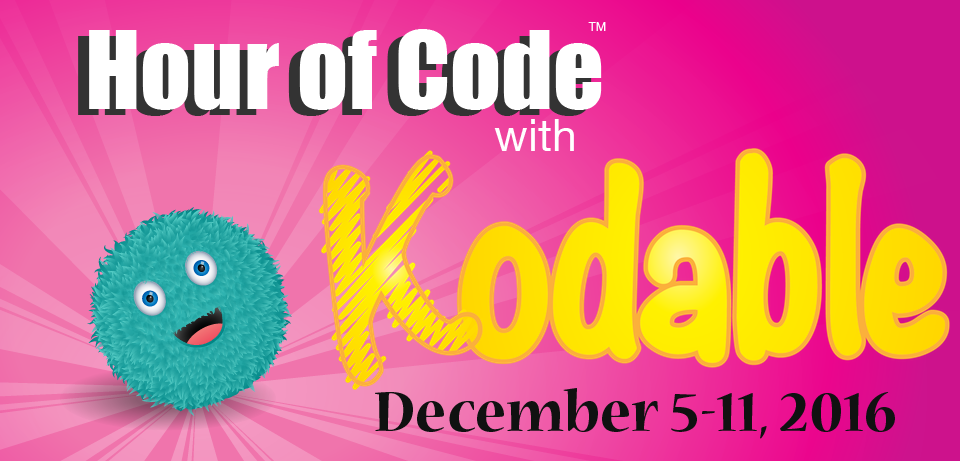 Hour of Code with Kodable