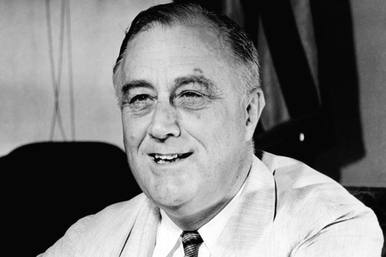 Five Lessons on Leadership From FDR