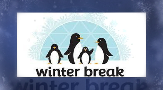 Happy Winter Break!