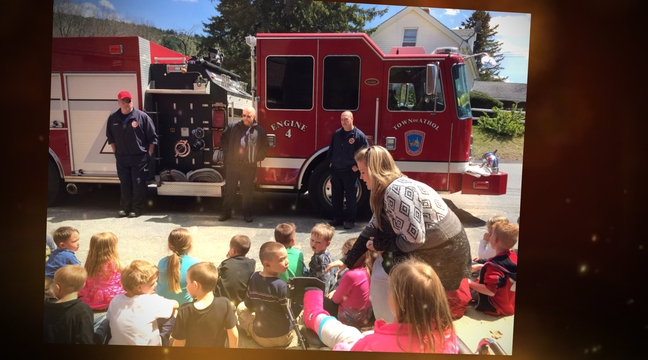 A Visit From Athol Fire Dept