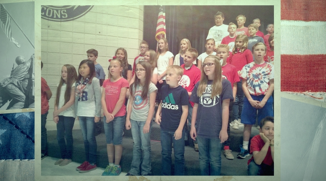 5th Grade Patriotic Program