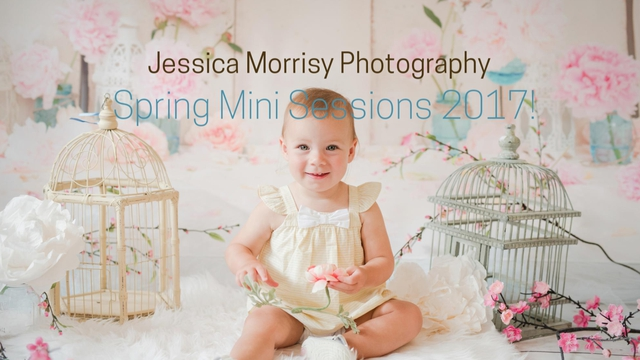 Jessica Morrisy Photography 2017 Spring Mini Sessions