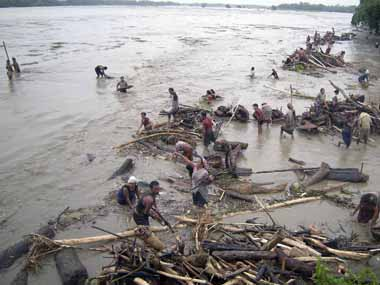 Eight persons killed, over six lakh affected by floods in Assam - Firstpost