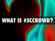 Introducing #SCCrowd