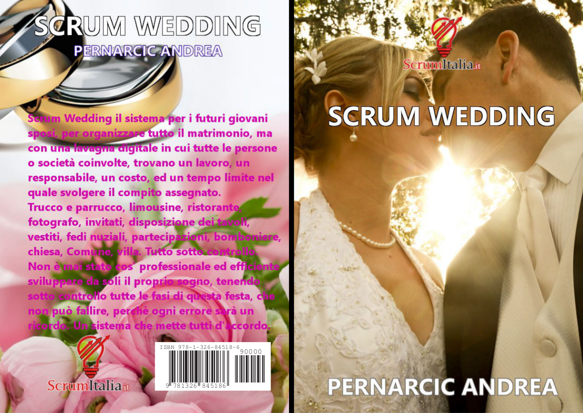 Scrum Wedding e Laura Pavanati | SCRUM ITALIA