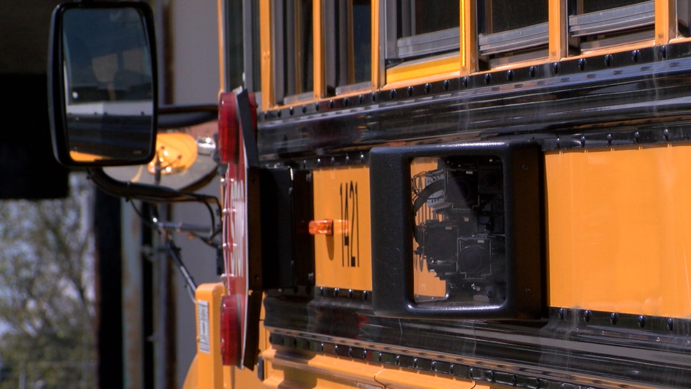 Officials hope school bus cameras will help keep Bibb students safe