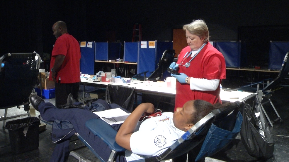 Southwest High blood drive highlights importance of volunteering