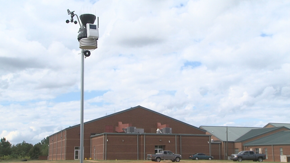 Rutland Middle School students leading the way with very own weather station