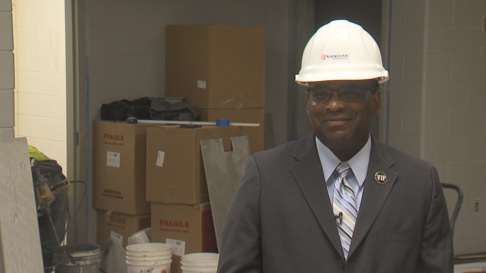 Bibb County students, teachers excited about new Northeast High School