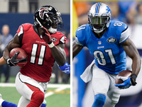 Julio Jones headlines list of top 10 wide receivers